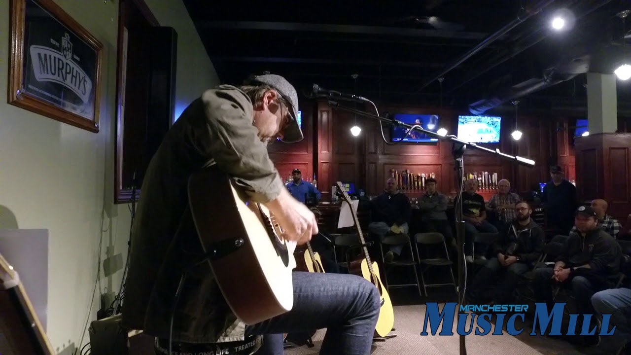 greg koch performance martin acoustic experience demo manchester