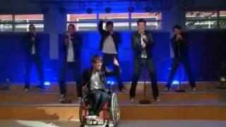 thecoolinz- glee mash up of It's My Life/ Confessions Part II (Bon Jovi and Usher)