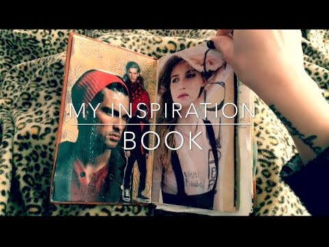 DIY INSPIRATION BOOK | How to Start One