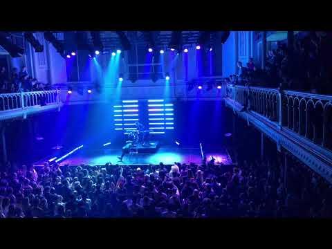 Majid Jordan live @ Paradiso Amsterdam 3/15/18