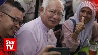 Najib remains pessimistic on toll announcement