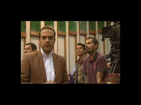Hassan Rohani first media conferancee