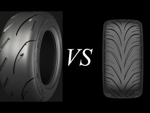 Nankang AR-1 2017 compound Vs Federal 595 RS-R Tyre REVIEW Snetterton 300 tyre test