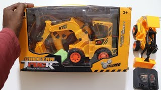 Remote Control JCB Truck Unboxing - RC Toys - Chatpat toy tv