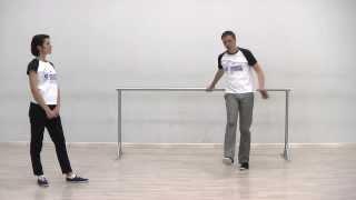 Видео-уроки Буги-вуги (Boogie-woogie). Intermediate. Lesson 8. Revoltat.