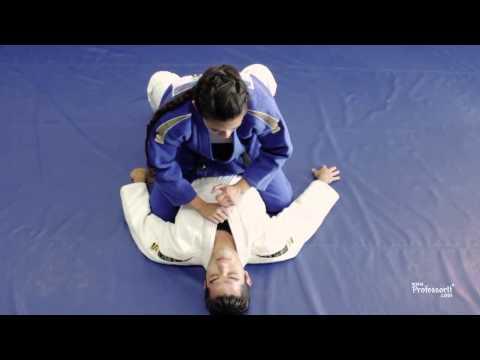 Martial Arts: Judo Lessons on video 17 – Nami Juji Jime