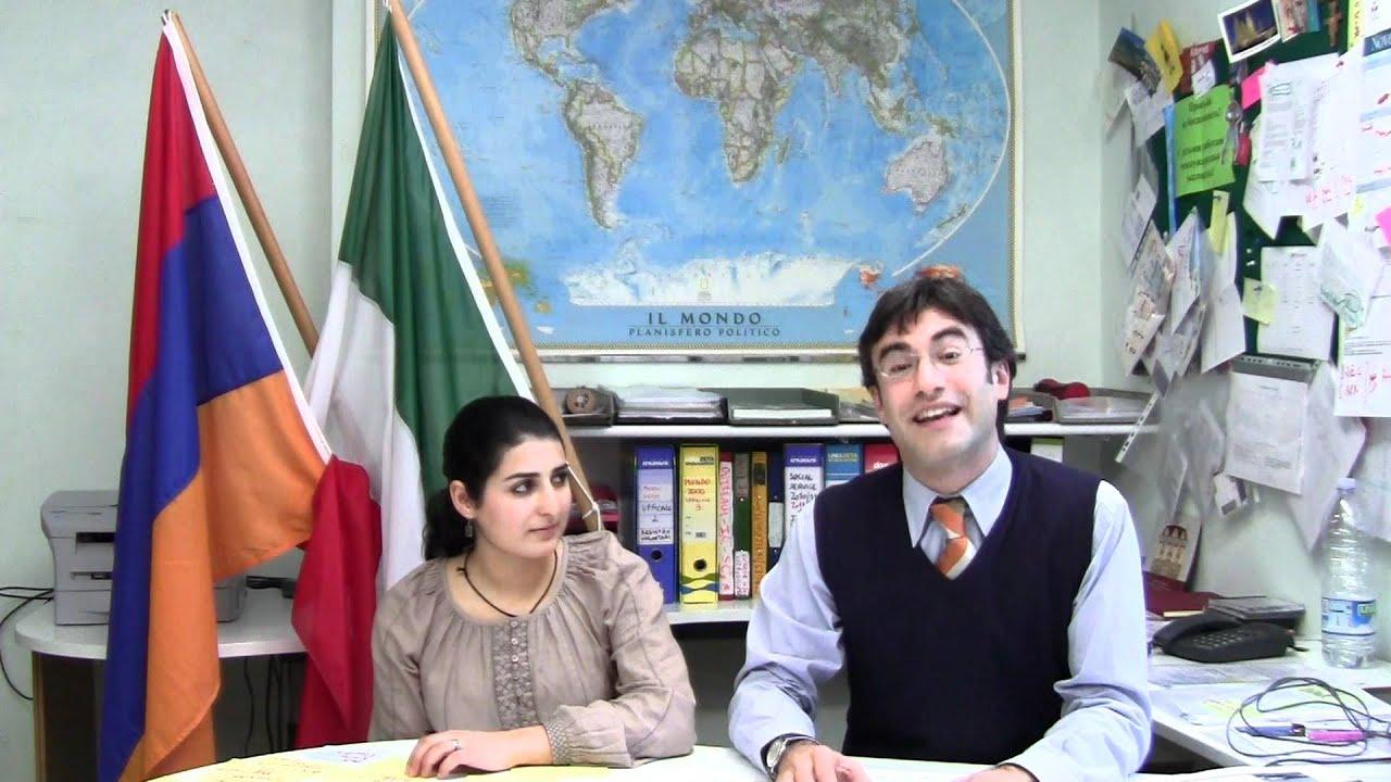 Italian Language Course In Armenia Greeting From Uwc Adriatic