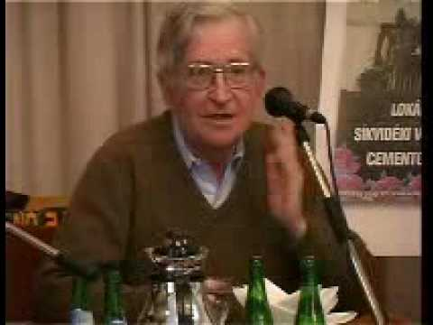 Noam Chomsky on 911