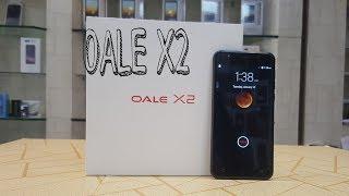 OALE X2 unboxing