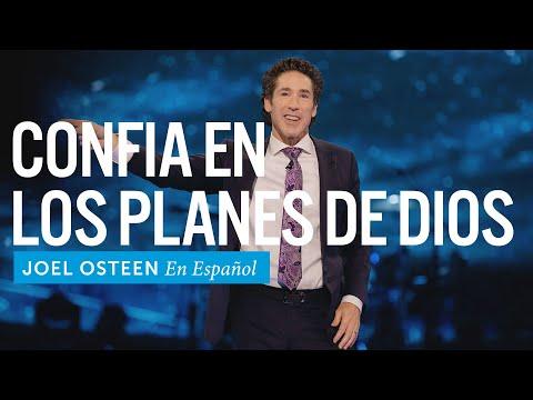 Confía en los planes de Dios   Joel Osteen