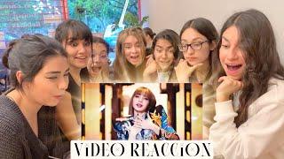 Dancers React Lisa Lalisa Reaction By Eye Candy MP3