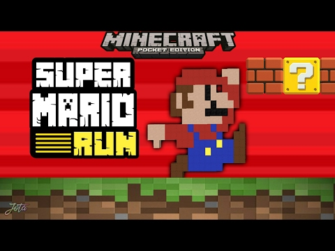 how to run in minecraft pe