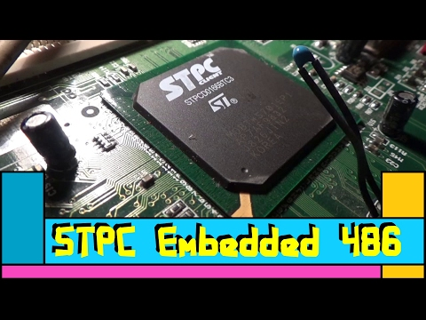 STPC (Embedded 486) & Industrial x86 explanation