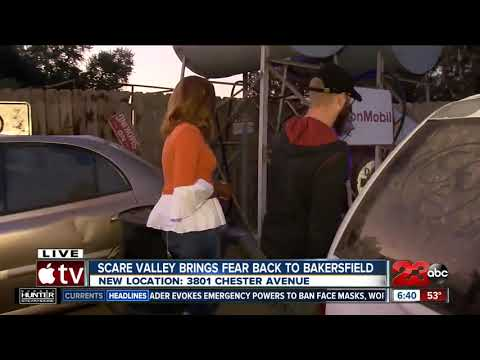 Scare Valley Brings Fear Back To Bakersfield