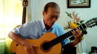 Biệt kinh kỳ  - Đệm hát guitar  - Bolero