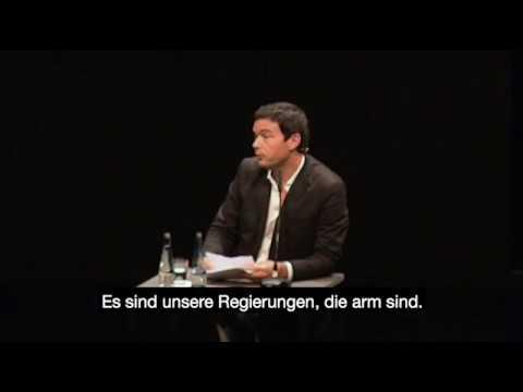 Democracy Lecture der »Blätter für deutsche und internationale Politik«