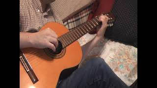 Great Is Thy Faithfulness - fingerstyle guitar