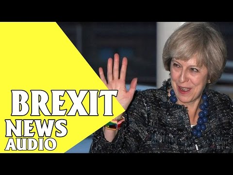 Brexit: May to introduce EU repeal bill in Queen