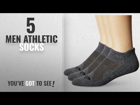 asics-athletic-socks-[-winter-2018-]:-asics-cushion-low-cut-socks-(pack-of-3),-grey-heather,-large