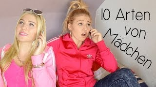 10 ARTEN VON MÄDCHEN + Outtakes
