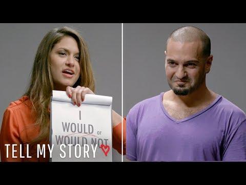 Beurteilst du ein Buch nach seinem Cover? | Tell My Story, Blind Date