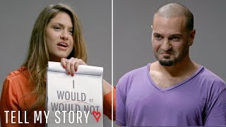 Are You Judging a Book By Its Cover? | Tell My Story, Blind Date thumbnail