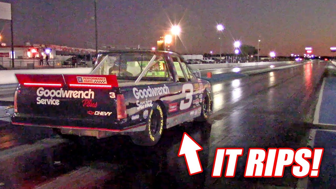 taking-our-nascar-drag-racing-round-2-shakedown-testing-was-rippin