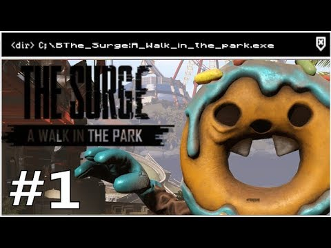 The Surge: A Walk in the Park DLC (PS4) - Part 1