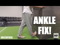 Calf, Ankle & Foot Health- 4 Exercises to Prevent Injury & Relieve Pain  (Video 3 of 4)