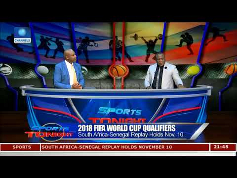 Reviewing The Build-Up to Nigeria Vs Zambia Clash With Tana Aiyejina Pt.2 |Sports Tonight|