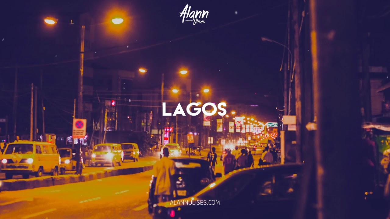 LAGOS (Afrobeat / Dancehall Beat Instrumental) ( Davido, Wizkid Type) 2018  - Alann Ulises