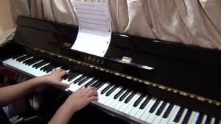 On This Day, O Beautiful Mother - church hymn (piano)