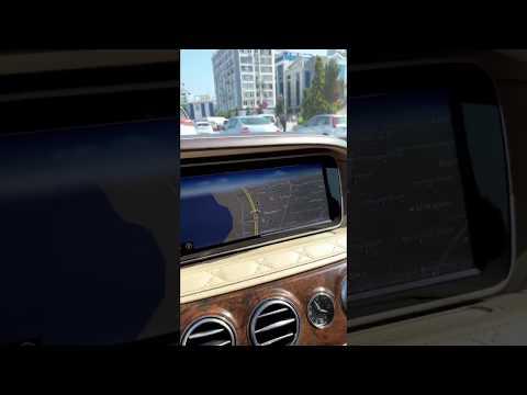 Araba Snapleri / Mercedes Classe S 🎵 n'apiyorsan yap