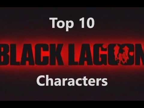 Top 10 Black Lagoon Characters
