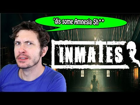 INMATES [New Survival Horror Game] - Part 1
