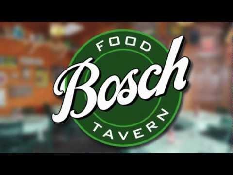 Hales Corners, WI Pub and Restaurant   The Bosch Tavern