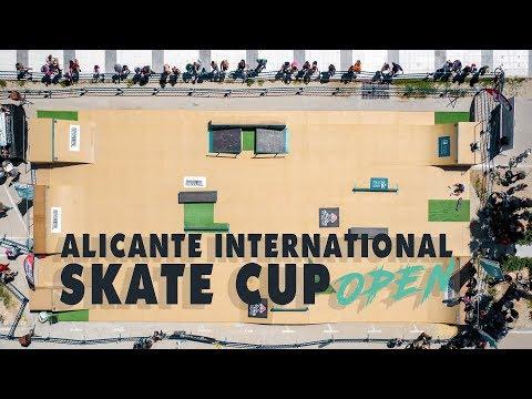 Alicante Skate Cup 2019: Resultados y Vídeo Oficial