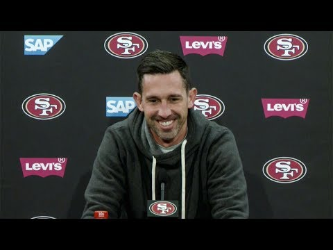 Kyle Shanahan Discusses Progress of 49ers Going into Week 16
