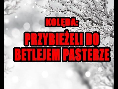 Przybieżeli do Betlejem pasterze - Piękna Polska Kolęda w wykonaniu dzieci