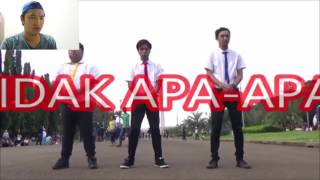 Reaction + Parodi (Tidak apa apa / The Three)
