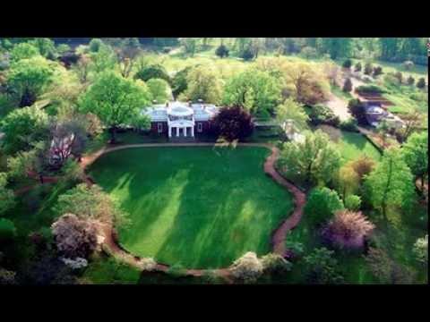 Thomas Jefferson & Monticello