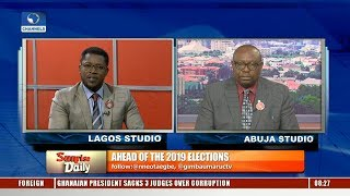 2019 Election: INEC Reveals There Are Non-Nigerians Registered To Vote Through Subterfuge Pt.4