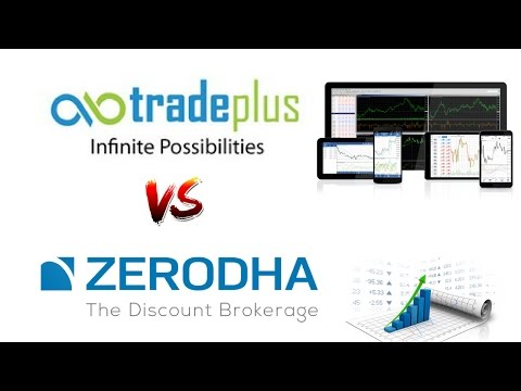 Zerodha vs Trade Plus Online - Detailed Comparison - Pricing, Trading Softwares, Leverage