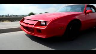 1985 Chevrolet Camaro Berlinetta