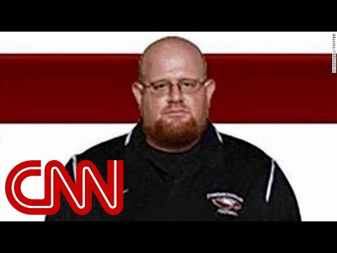 Football coach died shielding students from bullets