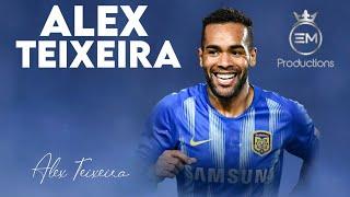 Alex Teixeira ► Crazy Skills, Goals & Assists