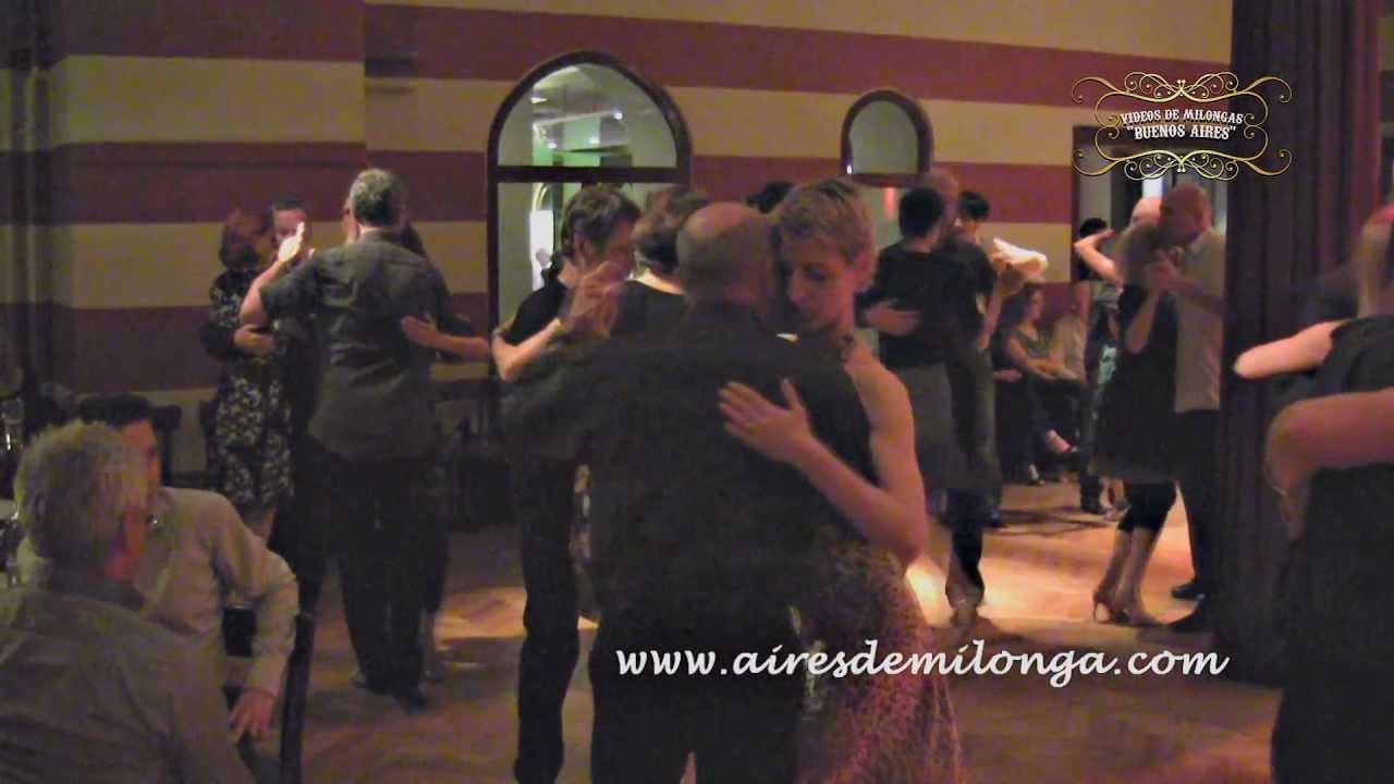 Tango berlin milonga