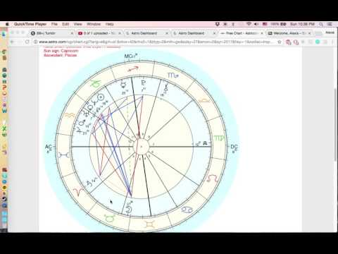 How to Read Your Natal Chart - For Beginners!