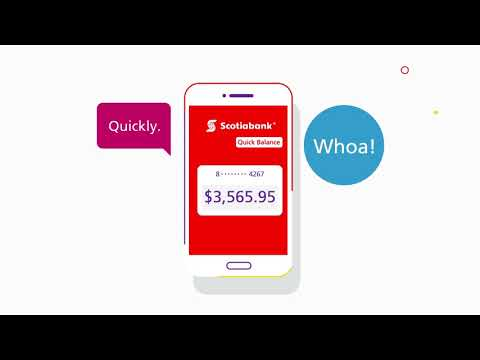 Scotiabank Mobile Banking Essentials