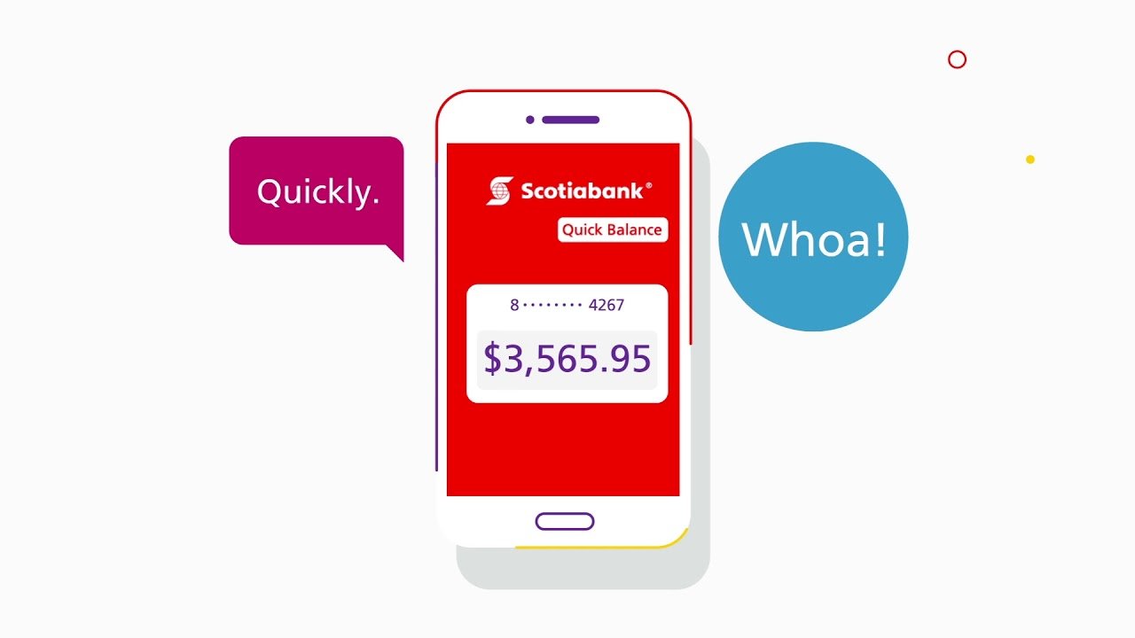scotiabank mobile banking essentials - youtube